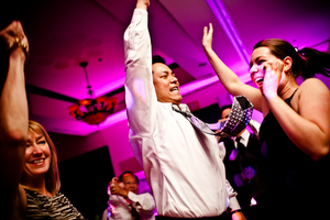 orange county wedding dj djmc ian b dancing photo